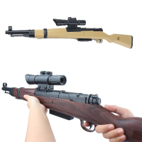 Simulation Gun Sniper Rifle Children Toys Plastic Water Bullet Shooting Gun Outdoors Live action CS Pistol Weapon Toys For Kids