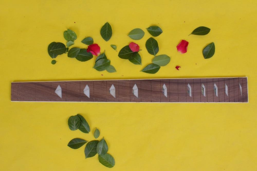 Guitar Accessories  1 x  25.5electric   Guitar Fretboard electric guitar rose  Wood Fretboard Parts 00-5 # inlay guitar accessories 1 pcs x 25 5electric guitar fretboard electric guitar rose wood fretboard parts 00 019 inlay