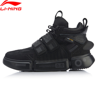 Li Ning FW Men ESSENCE ACE+ Wade Culture Shoes Durable Genuine Leather LiNing Sport Shoes Sneakers AGWP027 XYL243