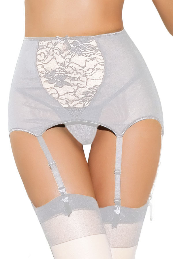 66772ad76c0 Red Black White Wedding Garter Set High Waist Lace Flower Bridal Garter  Plus Size Lingerie Garter G string Set for Stockings XXL