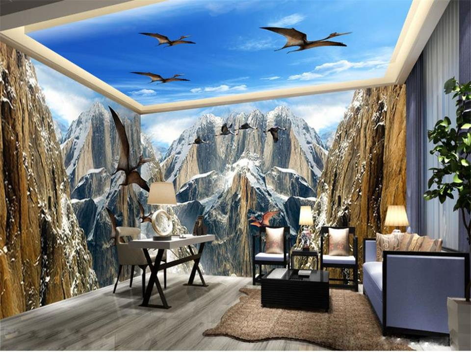 custom photo 3d large wall wallpaper mural HD ice age stegosaurus 3d photo whole space background wall non-woven photo wallpaper custom 3d wallpapers mural non woven fabric 3d room wallpaper forest road 3 d space background wall photo 3d wall home decor
