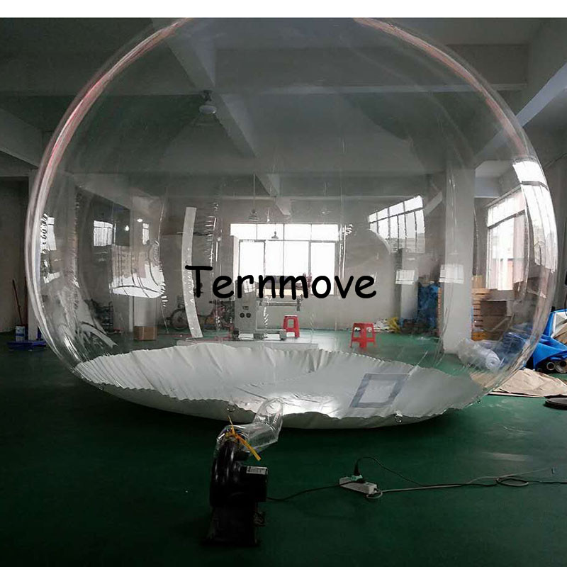 5m inflatable bubble room,clear inflatable bubble house,Bubble event tent manufacturer china,Inflatable Party Tent For Events v neck wrap front playsuit in white
