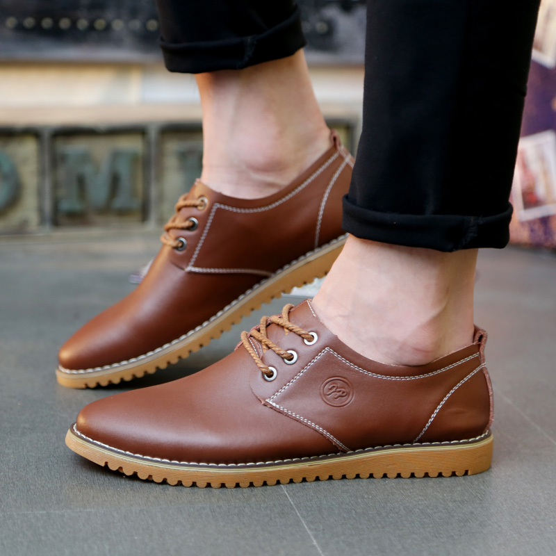 Хот 2019 Мужскаа костумовие кожание - Мушке ципеле - Фотографија 4