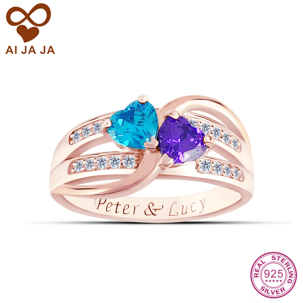 Online Get Cheap Engagement Ring Engraving