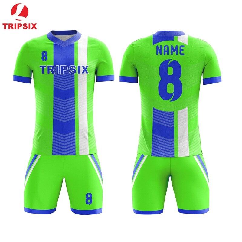 Оптовая продажа на заказ Молодежный майка футбольного клуба дизайн вашей команды Спортивная форма наивысшего качества индивидуальное игр