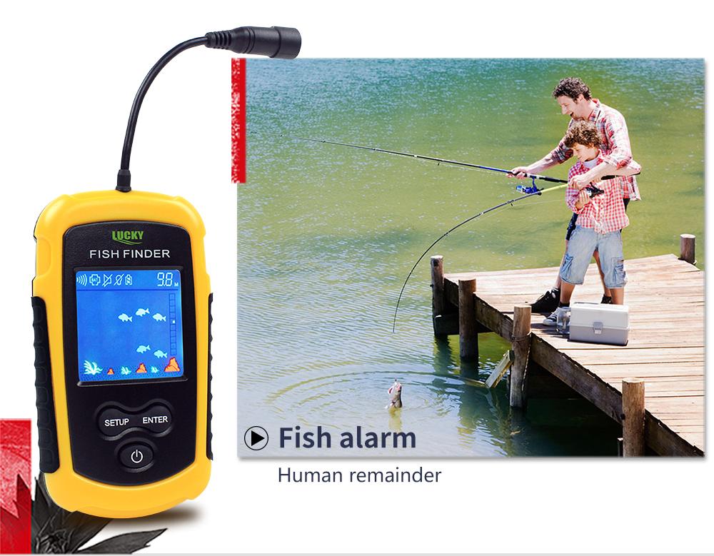 FF1108-1 fishfinders