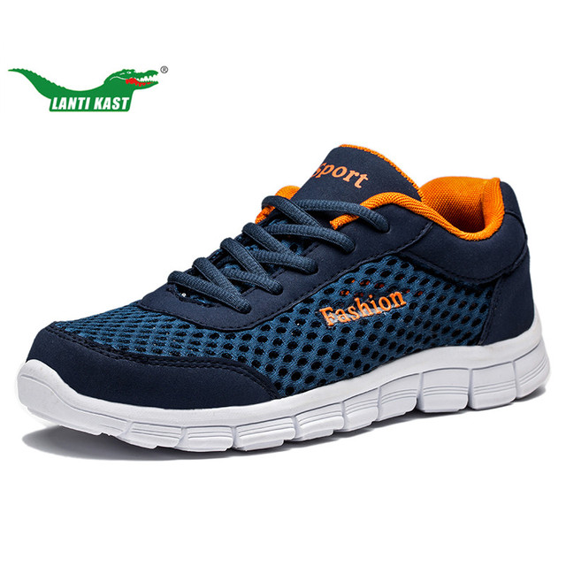 free shipping latest collections cheap sale how much Outdoor Sports Mesh Lace up Men Running Shoes for cheap sale online buy cheap ebay Ls64BTi
