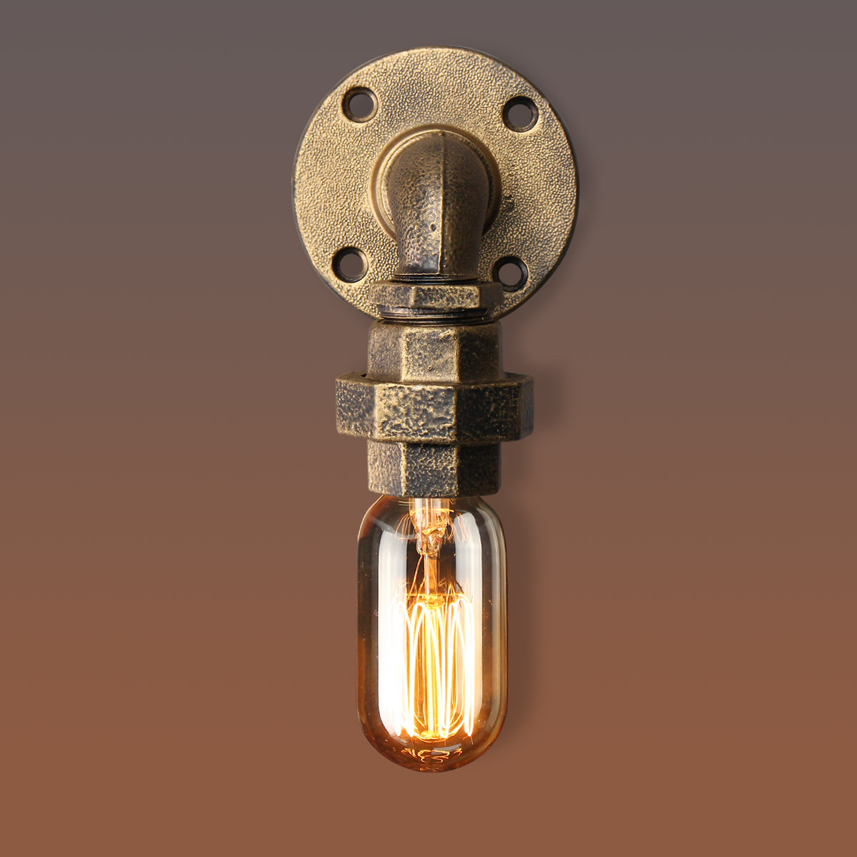 rustic light codyshome frisco sconce wall products uttermost