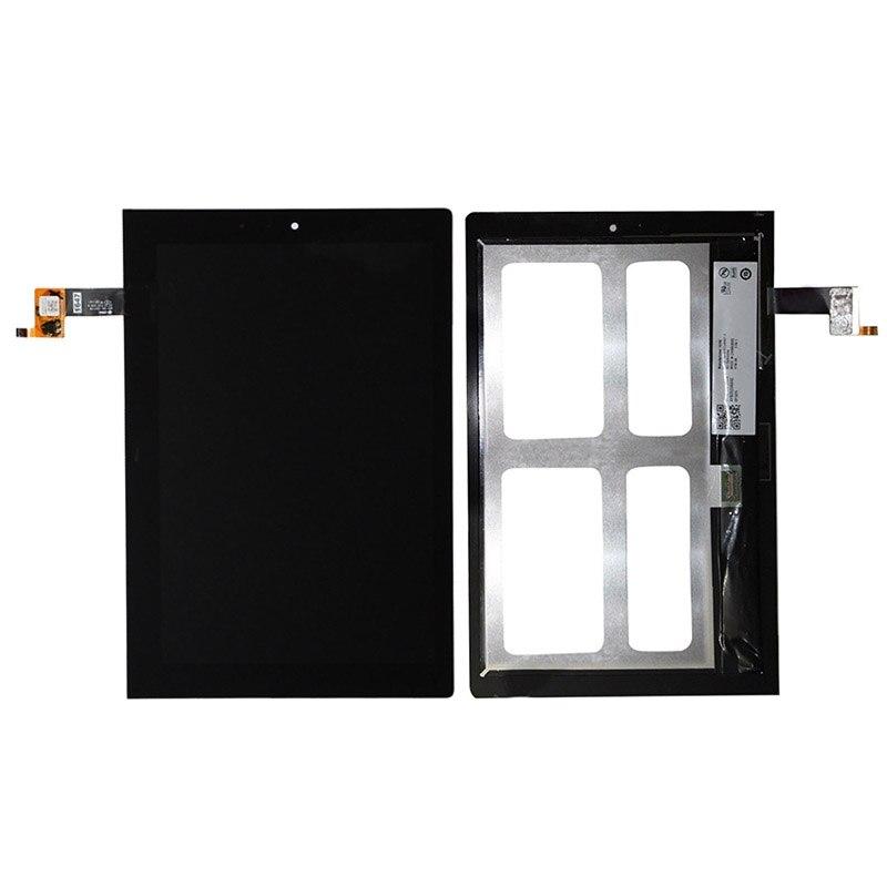 все цены на H New for LCD Screen and Digitizer Full Assembly for Lenovo Yoga Tablet 2 / 1051 / 1051F(Black)