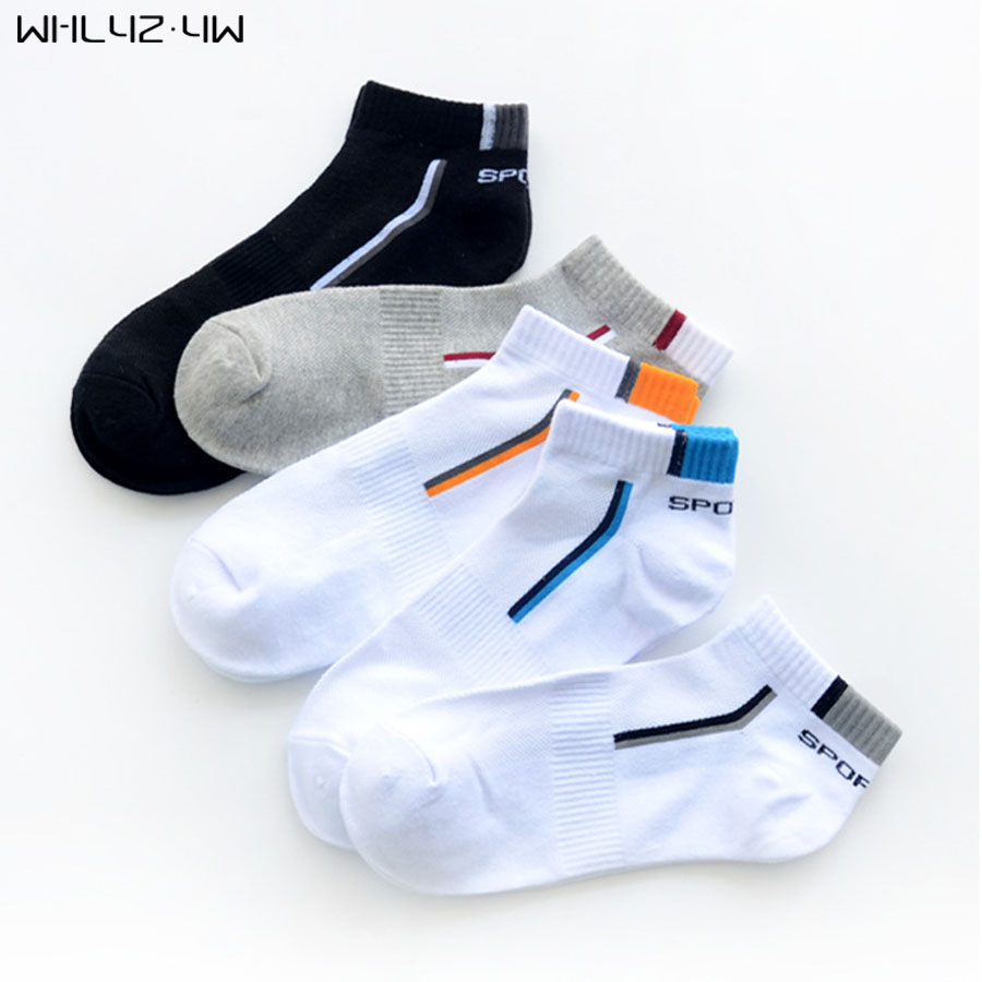 WHLYZ YW 10pieces=5pairs=1lot ankle sockss