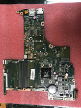 809337-001 809337-501 DA0X22MB6D0 X22 for HP Pavilion Notebook 15-ab series motherboard 809337-601 with A8-7410 Cpu 100%Tested