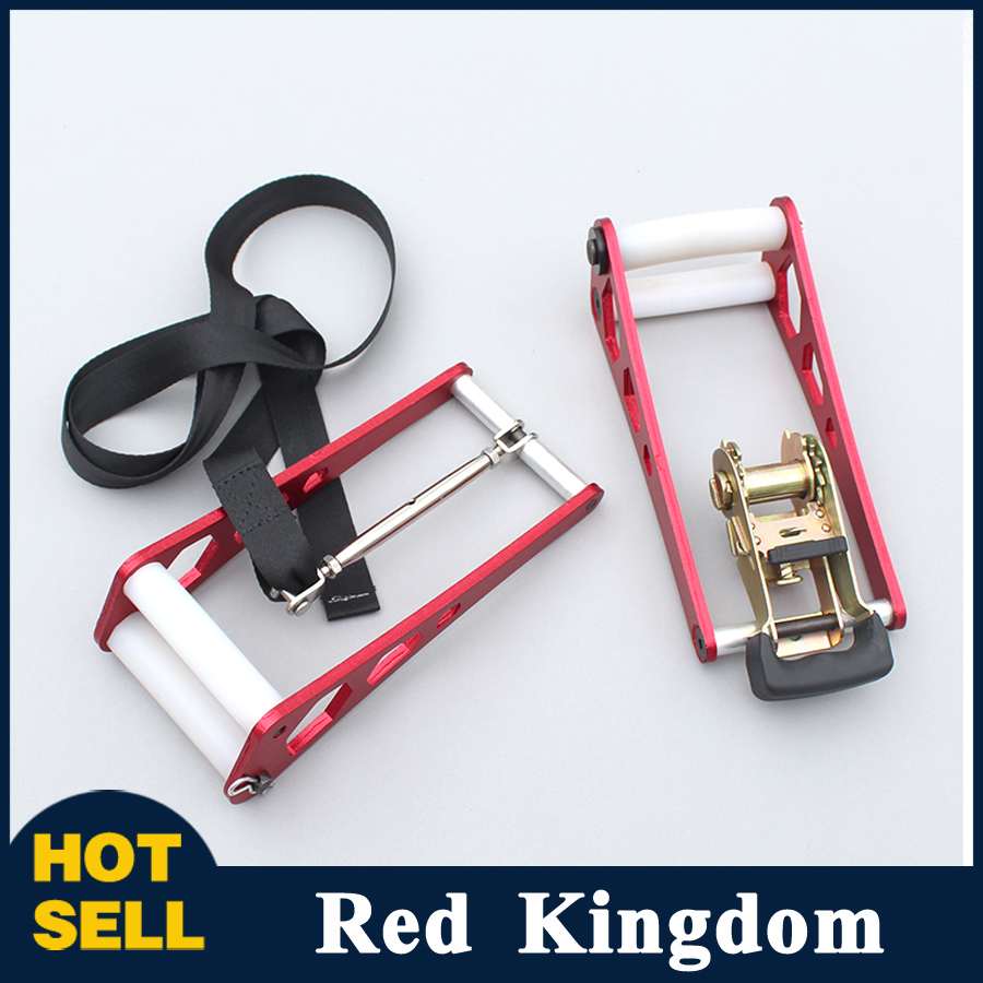 ФОТО New Bow Press Aluminum Alloy Compound Bow Press for Adjusting Compound Bow of Bow Accessories Tools