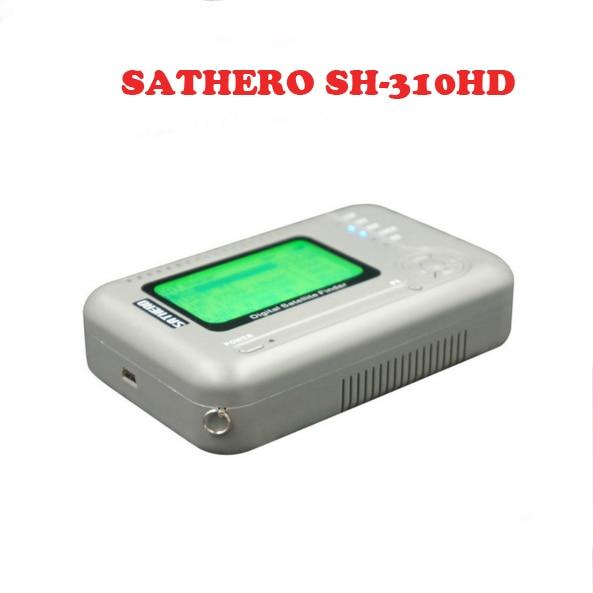 Original SH-310HD DVB-S2 & DVB-T2 Combo Signal Finder Digital Satellite Finder DVB-S Satfinder DVB-T Signal Meter SH-310HD original lenel dvb 444 rev 1 2