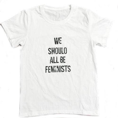 Girl Power, cheeky feminist shirt