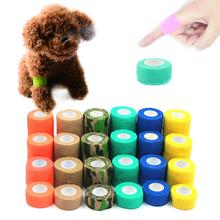 Foot Bandage Breathable And Tearable Non-woven Self-adhesive Elastic Pet Soft Comfortable Easy To Open