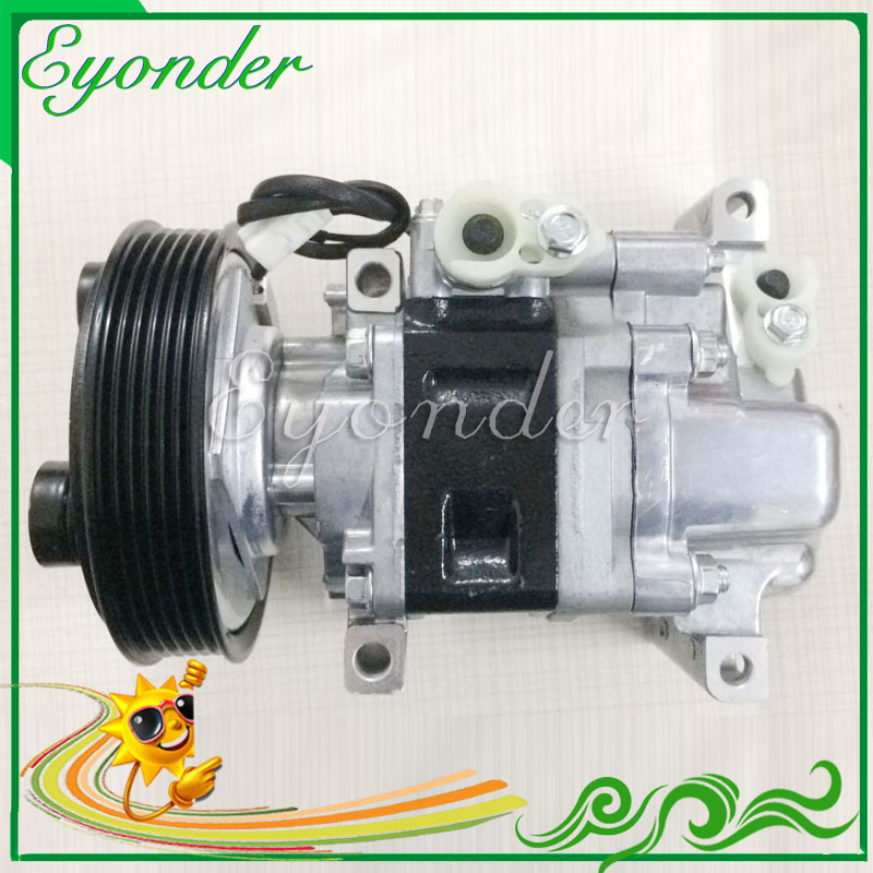 Cooling System Ac A/c Aircon Conditioning Compressor Pump Panasonic H12a1 For Mazda 3 1.4 1.6 B6ze Axela Saloon Bk 1.6 Z6 Bp4k61k00 H12a1ag4dy Fans & Kits