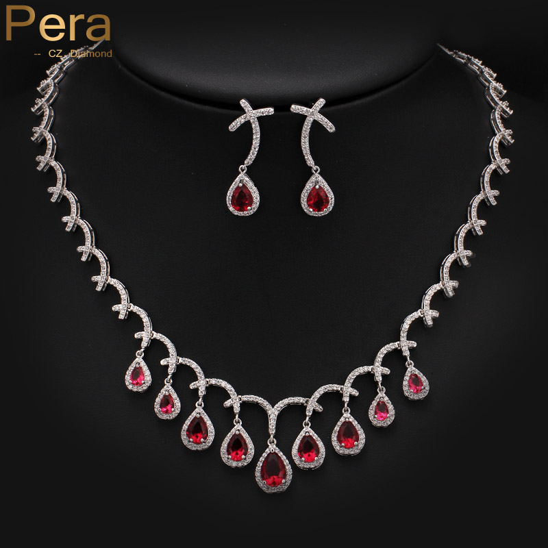 Aliexpress.com : Buy Pera 2017 Elegant DesignRed Cubic ...