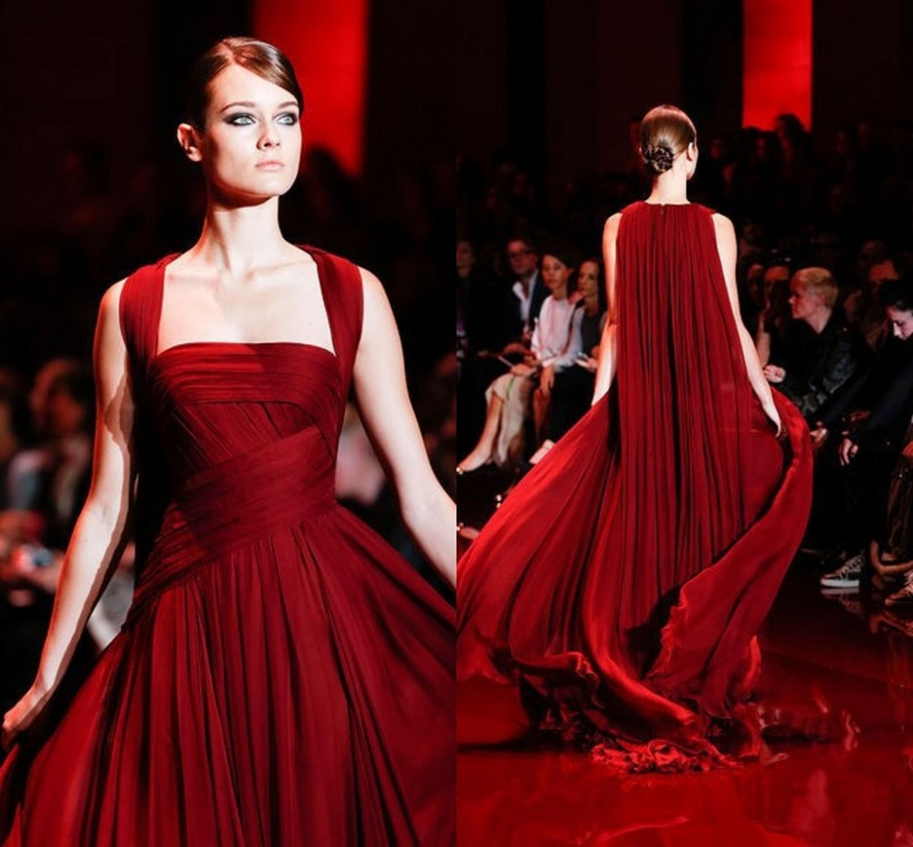 Zuhair Murad Red Dress