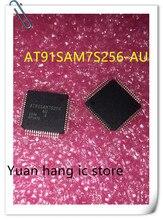 5PCS/LOT AT91SAM7S256-aU AT91SAM7S256 Original authentic and new
