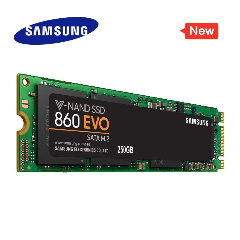 Aliexpress.com : Buy SAMSUNG SSD 860 EVO M.2 2280 SATA 1TB 500GB 250GB Internal Solid State Disk