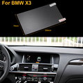 Car Styling 8.8 Inch GPS Navigation Screen Steel Protective Film For BMW X3 Control of LCD Screen Car Sticker