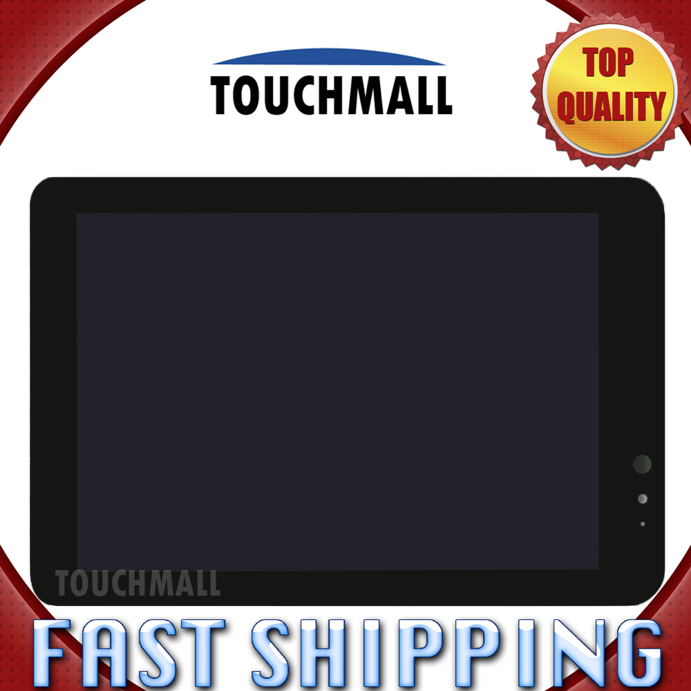 For New  LCD Display Touch Screen  Assembly Replacement Acer Iconia W4 820 W4-820 Black Free Shipping ручной фонарик kang ming 8880 2015 led 49