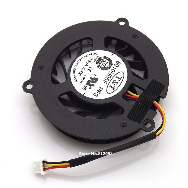 Nuevo original de la cpu Del Ordenador Portátil ventilador de refrigeración Para MSI EX400 EX600 EX401 EX401X VR601 VR200 VR440 Envío Gratis