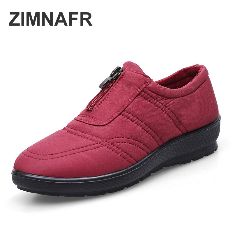 2018 autumn new mother casual shoes work cloth shoes women flat antiskid comfortable fashion sneakers shoes plus size 42 aiyuqi big size 41 42 43 women s comfortable shoes 2018 new spring leather shoes dress professional work mother shoes women page 4