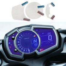 2 комплекта кластера защитой от царапин Экран защитная пленка протектор для Kawasaki NINJA 650 ниндзя 1000 250 400 Z1000SX X-300 Versys