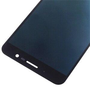 Image 3 - الأصلي 5.5 بوصة ل ZTE شفرة A910 BA910 TD LTE شاشة الكريستال السائل مجموعة المحولات الرقمية لشاشة تعمل بلمس الكمال الجزء إصلاح أدوات مجانية