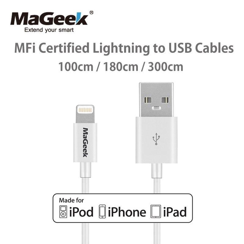 Cable M Lightning certificado MFi 1 M 1,8 m 3 M para iPhone Xs Max X 8 7 6 5 iPad Air iOS 12 11