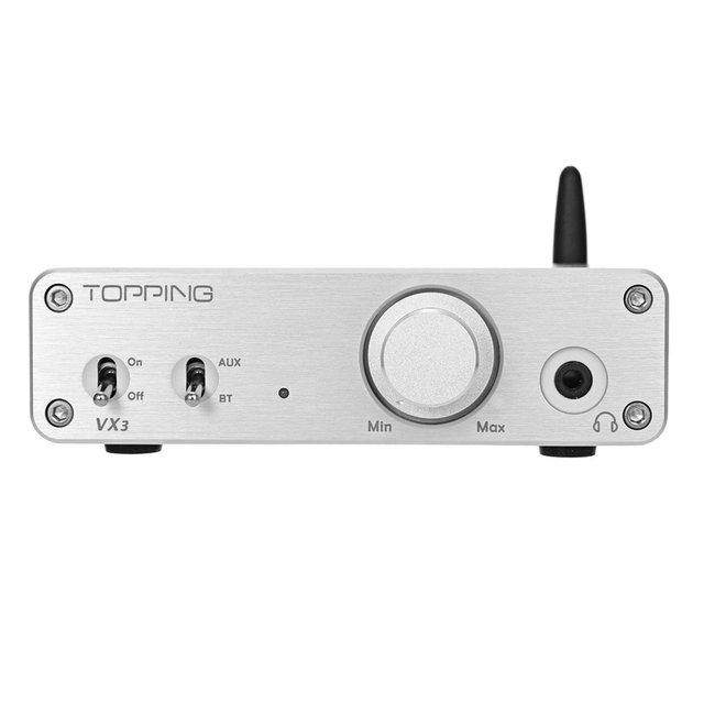 TOPPING Vertex VX3  Real 2 x 35W stereo circuit Bluetooth 4.0 Hi-Fi wireless Digital Amplifier high-quality audio transmission