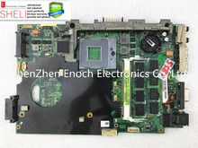 K50IJ mian board for ASUS K40IJ K60IJ laptop motherboard intel GL40 chipset 2GB RAM onboard,REV:2.1 SHELI store 60days warranty.