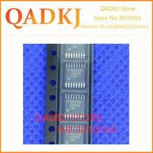ADC128S102CIMTX ADC128S102 128S102 MSPS ADC 12BIT 8CH 0.5-1 16-TSSOP NOVO & Original Frete grátis