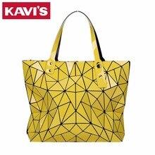 Mode Diamantgitter Frauen Bao Bao Bags Geometrie Gesteppte Baobao Handtasche tasche Frauen 2017 Geometrische Tote Laser Umhängetasche