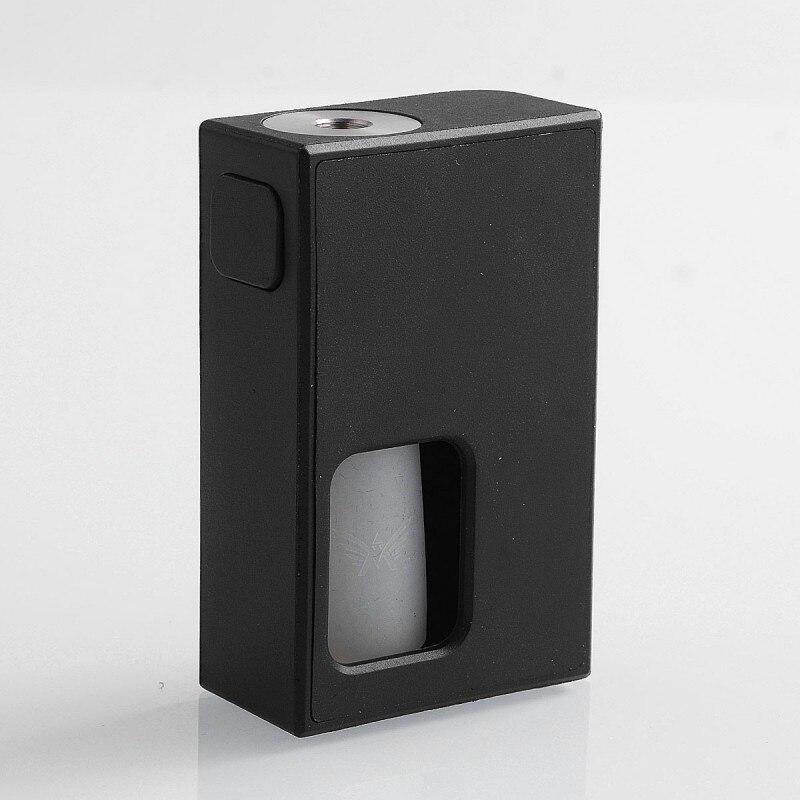 Original Coil Father Squonk Mini BF Bottom Feeder 18650 Plastic Mechanical Box Mod with 8ml bottle Vape Mod