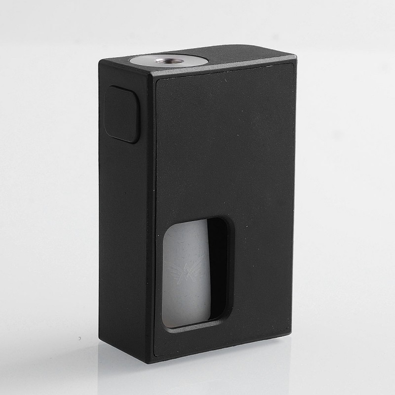 Original Coil Father Squonk Mini BF Bottom Feeder 18650 Plastic Mechanical Box Mod with 8ml bottle Vape Mod