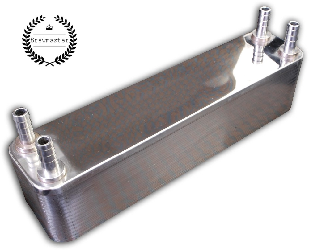 CHILLOUT MKIII - 20-30 PLATE HEAT EXCHANGER (CHILLER)--HOME BREWCHILLOUT MKIII - 20-30 PLATE HEAT EXCHANGER (CHILLER)--HOME BREW