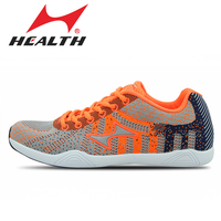 Health Athletics College entrance examination male female students rope skipping track field sports shoes trail running sneakers
