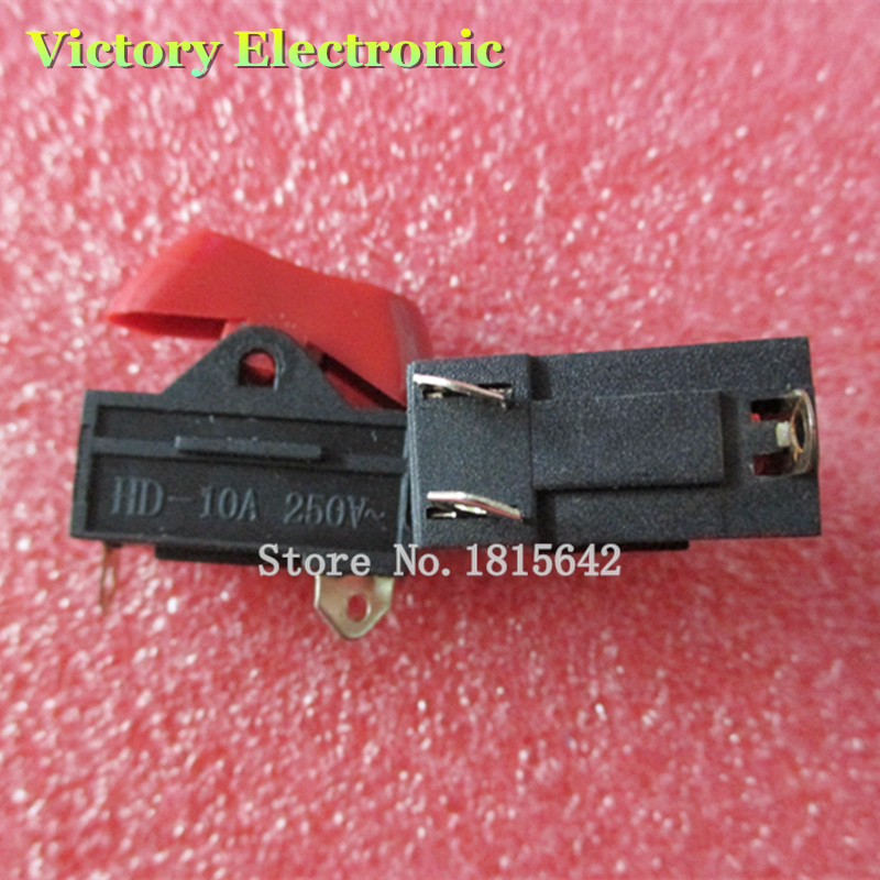 New Rocker Switch ON OFF 5PCS/Lot 250V 10A Wholesale Electronic