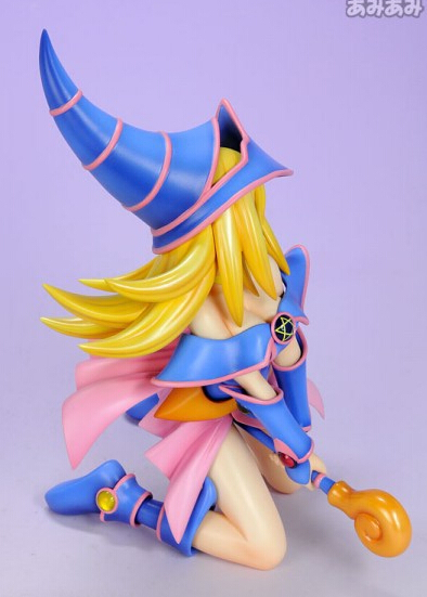 Yu Gi Oh Toys Dark Magician Girl 200mm Action Figure Sexy Girl Collectible Toys Yugioh Figure For Boy Yugioh Toys In Action Toy Figures From Toys