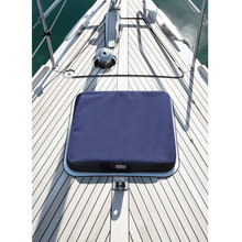OCEANSOUTH Marine Boat Hatch Protection Canvas Rectangular Cover Blue 3 Sizes