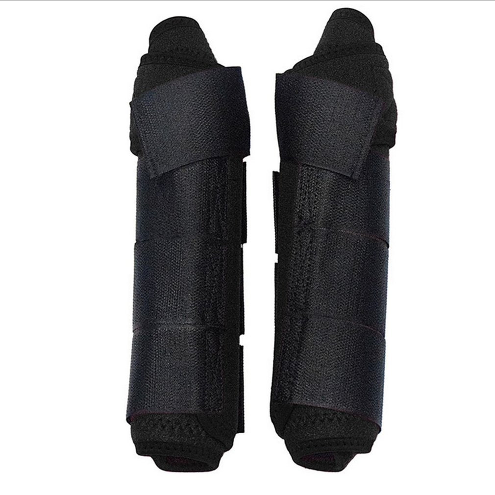 Soft Flannelette Horse Legging Protector Riding Equestrian Equipment Horse racing Exercise boots Equipment