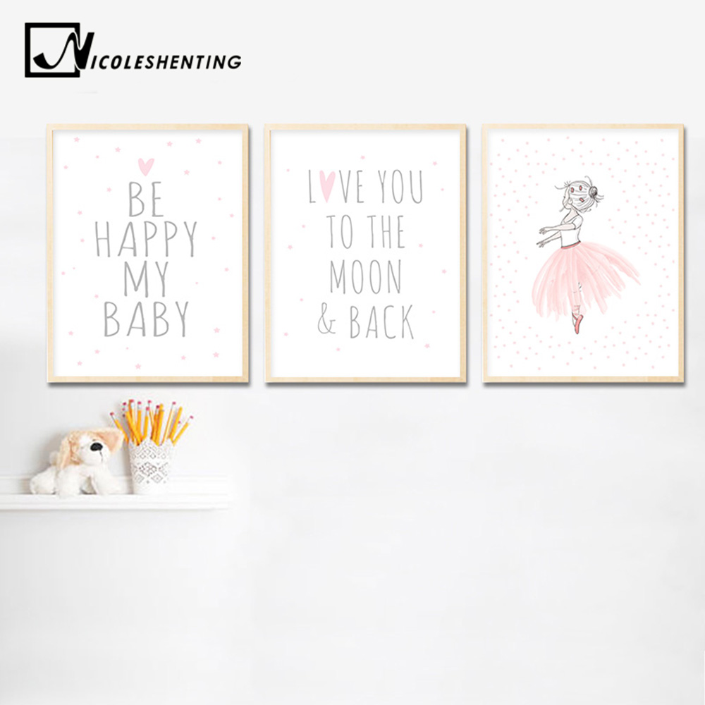 Baby, Wall, Decor, Posters, Decoration, Cartoon