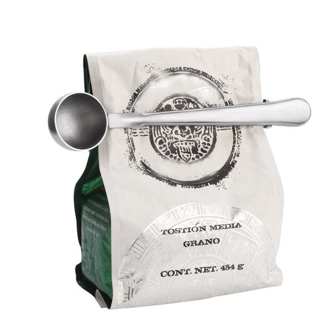 Stainless Steel Coffee Measuring Scoop