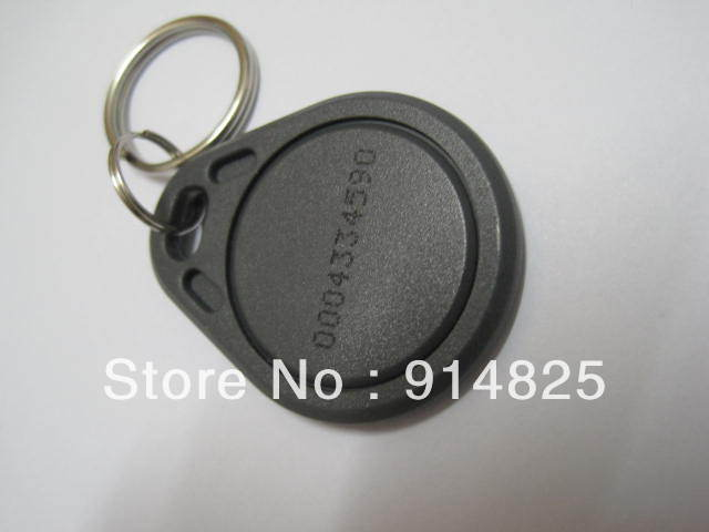 10pcs/Lot+ TK4100 +125Khz + EM-ID proximity RFID keyfob with card number printed  one year warranty access control keytag c 程序设计(附光盘1张)