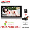 Rhythm Quad Core 7 2 Din Android 6 0 Car NO DVD Radio Multimedia Player GPS