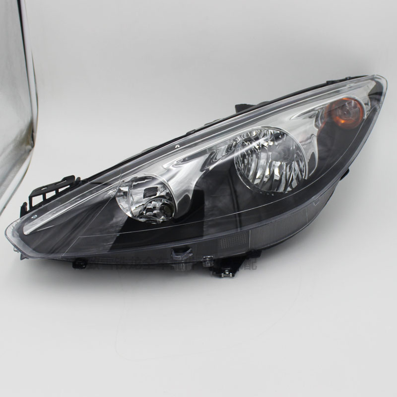 for Dongfeng Peugeot 308 lights  headlamp front headlight headlight assembly Manual