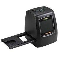 Relliance EC018 Film Scanner 135mm/ 126mm/ 110mm/ 8mm High resolution Negative Film Slide Scanner Converter USB MSDC EU/US plug