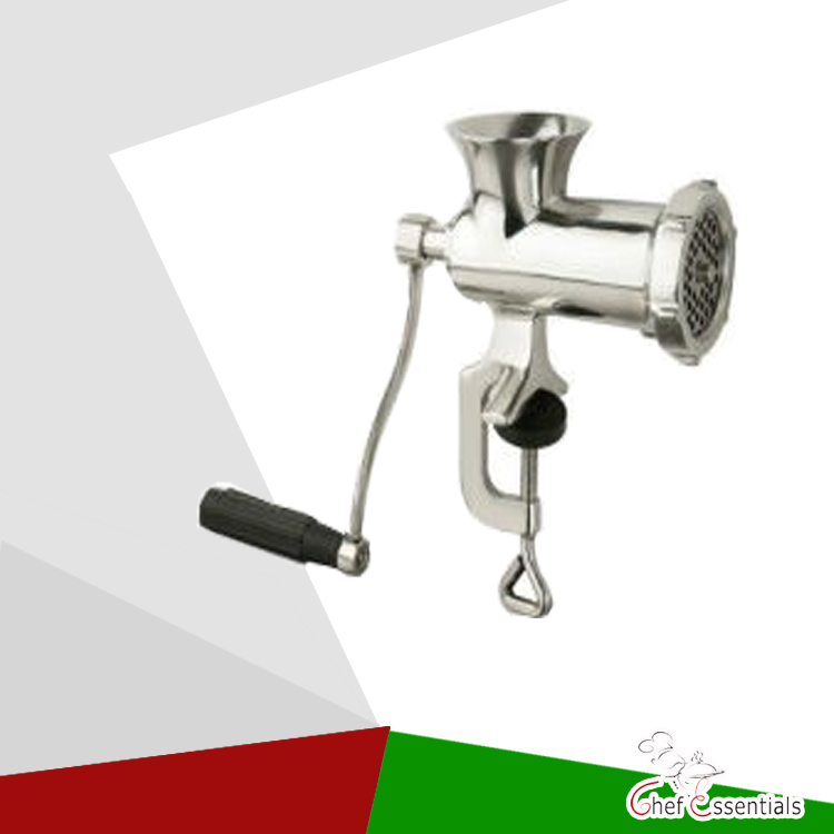 Manual Cast iron Chrome Meat Mincer #12 толстовка cast iron